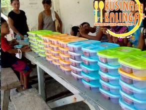 KNK Matnog, Sorsogon – Feeding children across the sea
