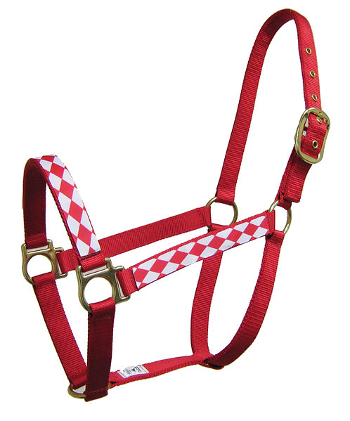 Holiday Jester Trimmed Halter