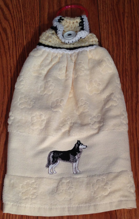 Husky Hand Towel