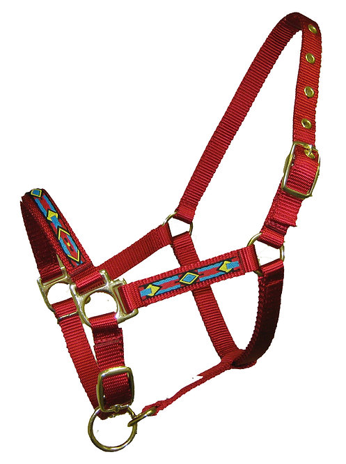 Bright Arrowheads Mini Halter