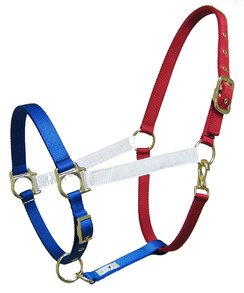 Red, White, and Blue Halter