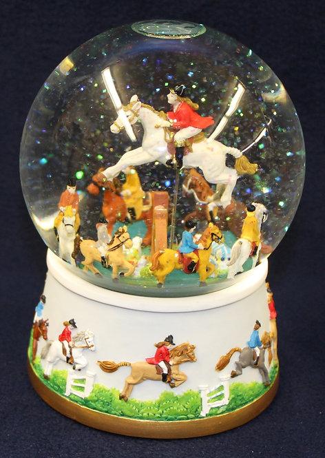 Jumper Musical Snow Globe