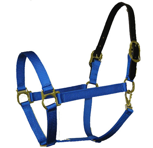 Breakaway Halter w/ Leather Crown