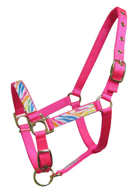 Fruity Stripes Mini Halter