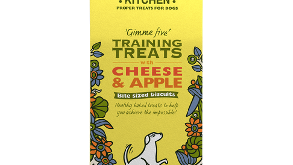 Lily's Kitchen Organic Cheese and Apple Training Treats