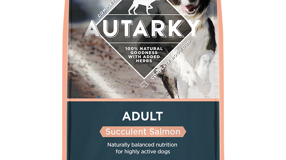 Autarky Adult Salmon 12kg
