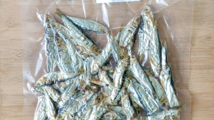 Dried Whole Sprats 150g