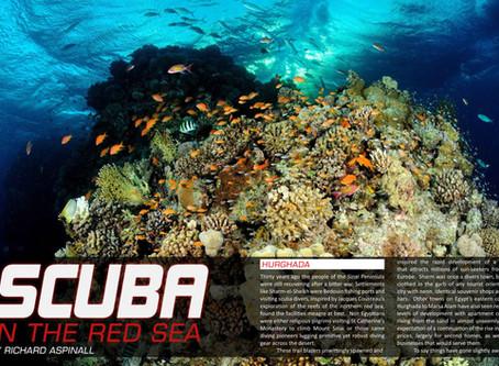 Depth magazine feature: Scuba in the Red Sea
