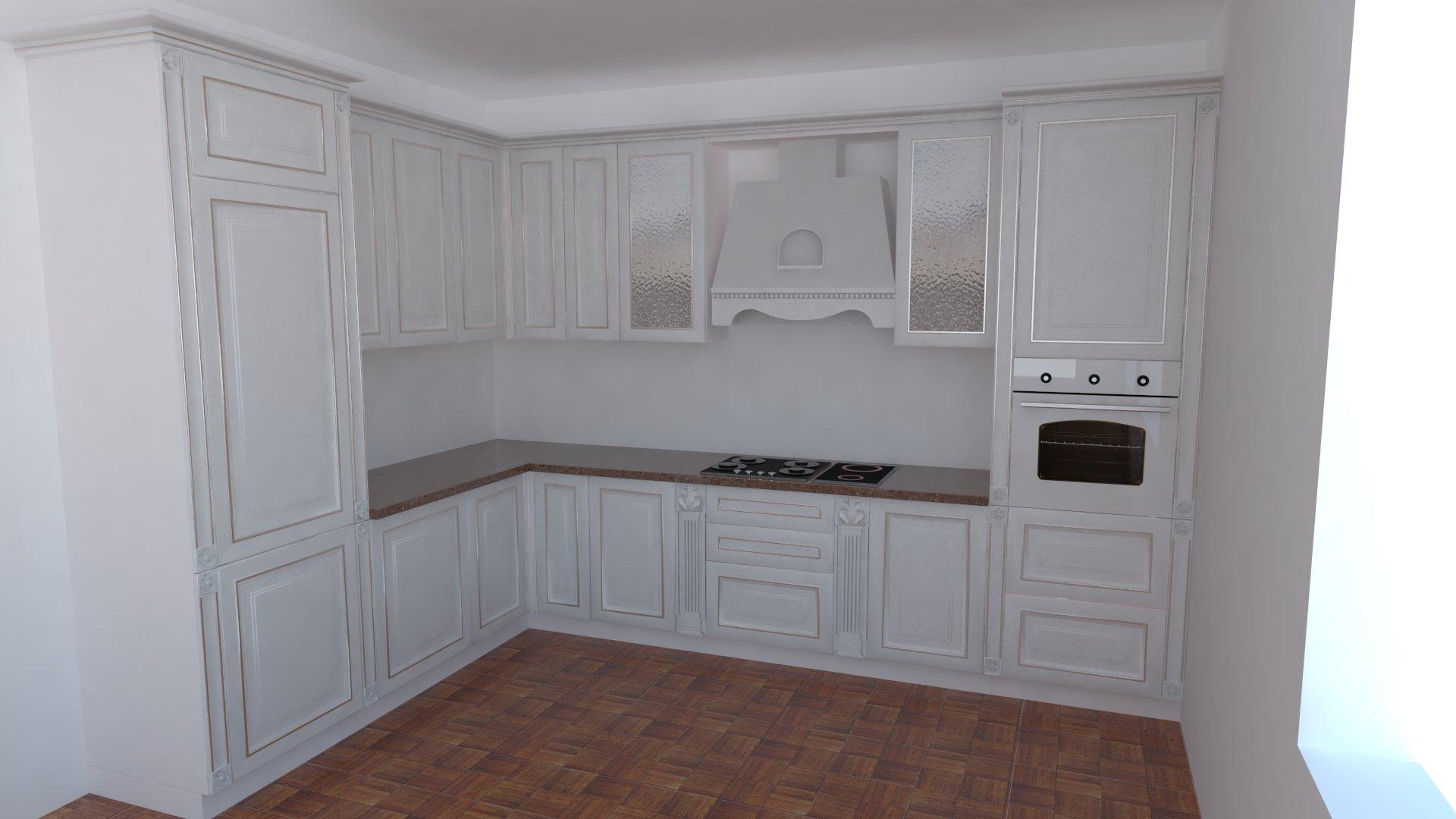 Итальянский_фасад_кухня