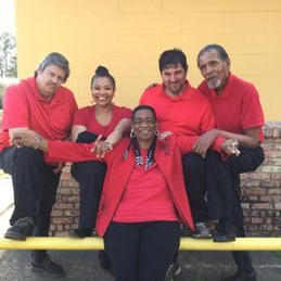 Donna Angelle and her Zydeco Posse
