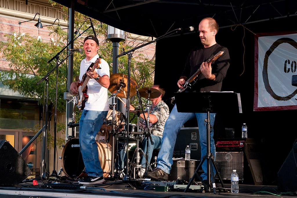 Steve Thomas Band