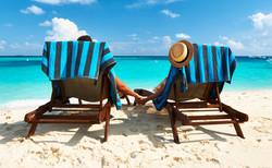 Tropical Beach Romance