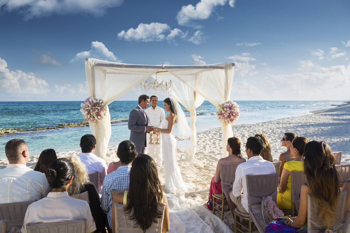 El Dorado Royale Wedding