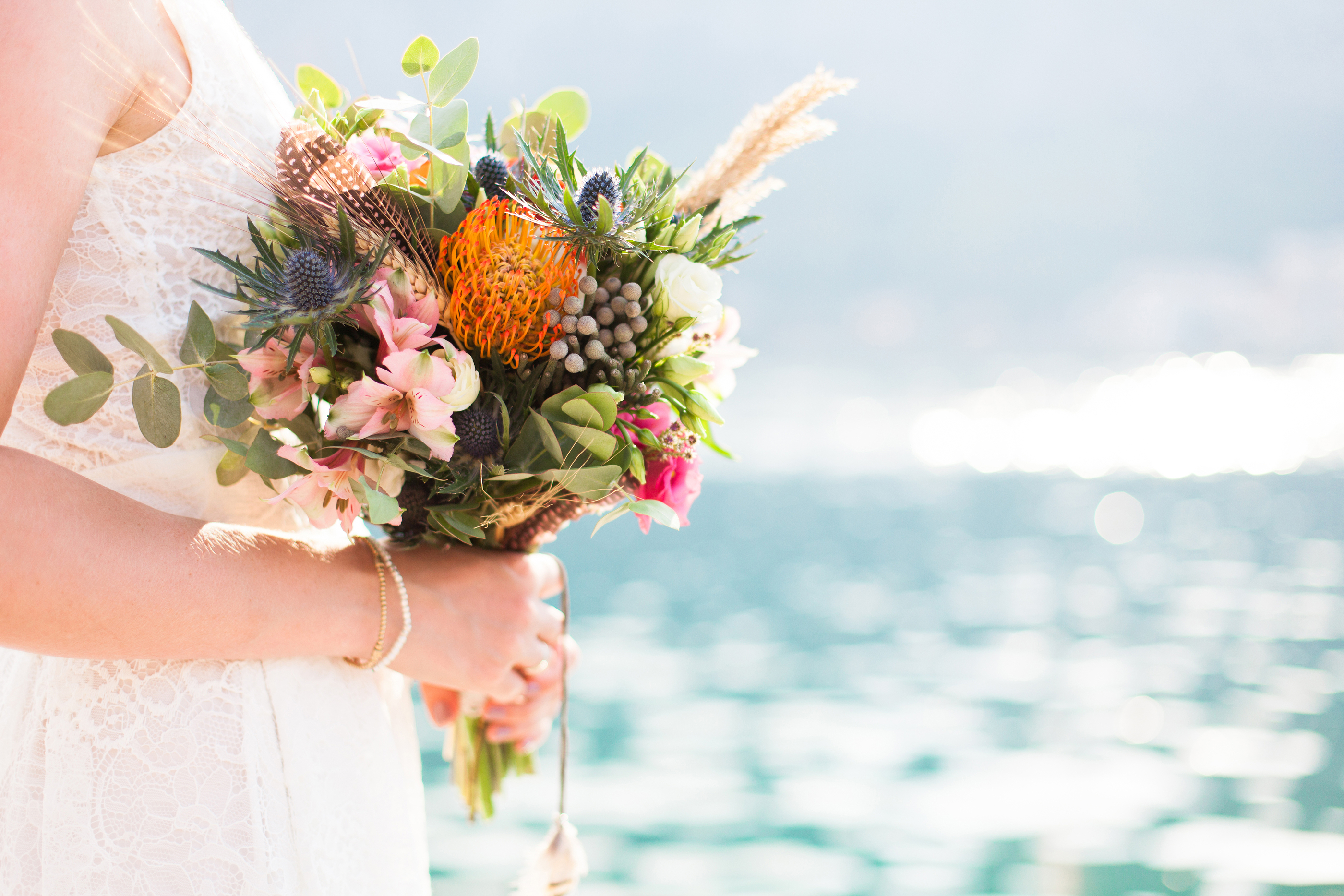 bigstock-Bride-With-Wedding-Flowers-Is--