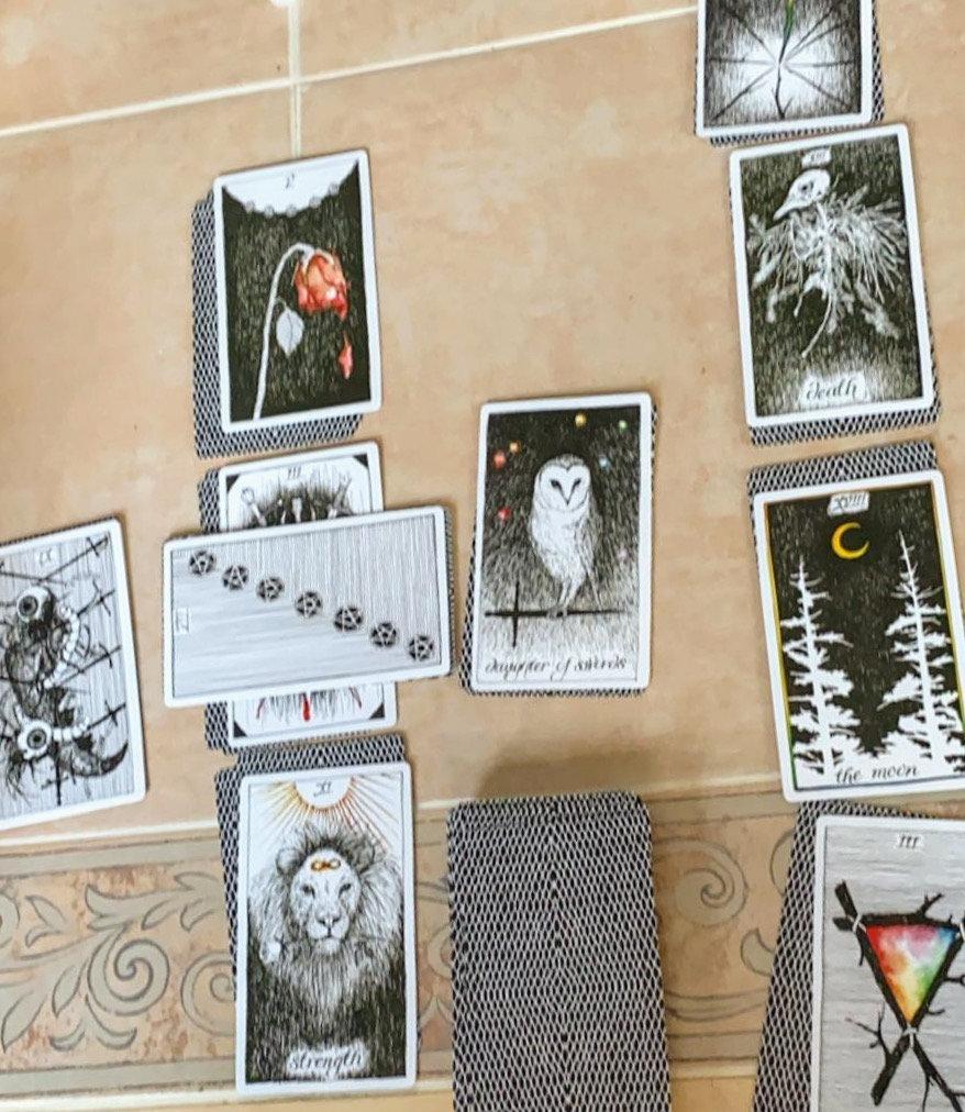 Tarot Reading - 60 Minute