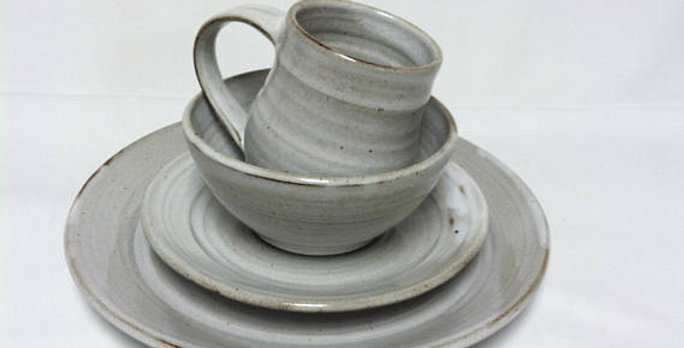 4 pc. place setting
