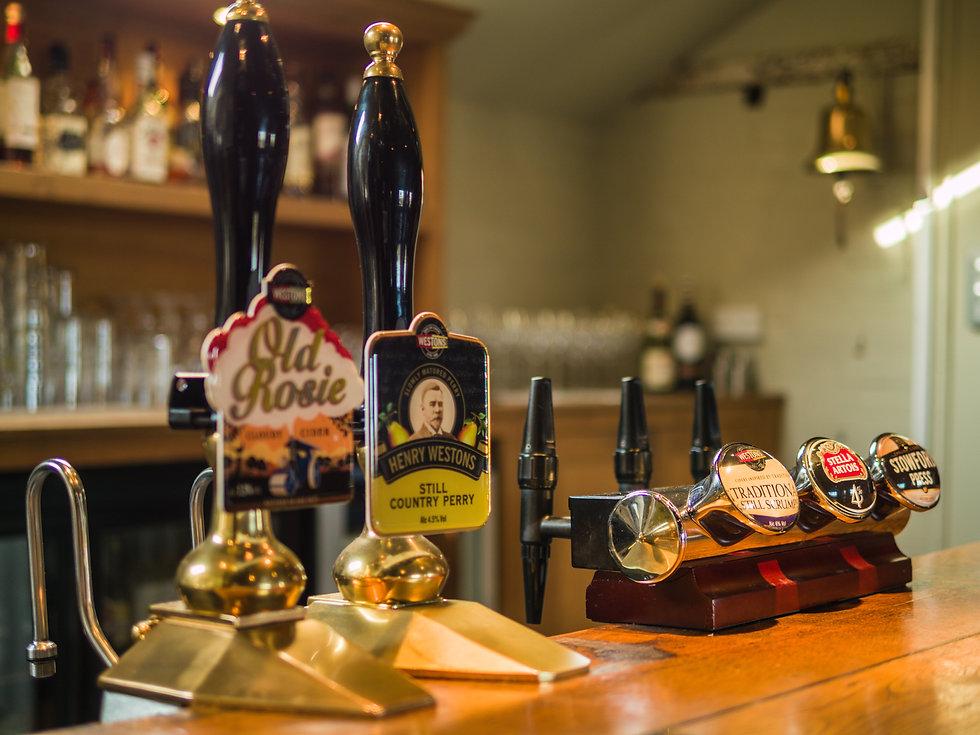 The Butchers Arms Eldersfield - Bar