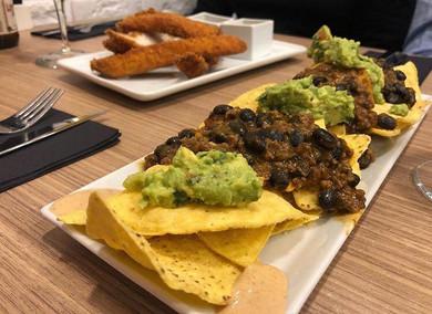 nachos Chili