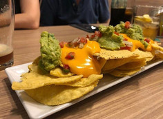 nachos Cheddar