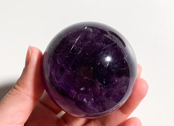 MEDIUM Amethyst Sphere (Brazil)