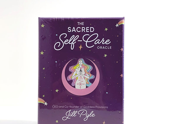The Sacred Self-Care Oracle
