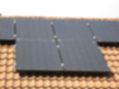 JA Solar PV system installed in Inverness, Highlands, Scotland