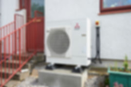 Installed as part of the Scape heating contract