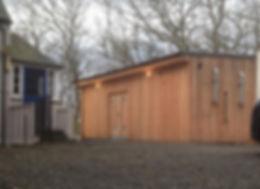 Biomass cabin