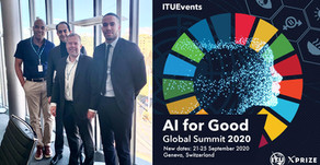 United Nations 'AI for Good Global Summit' 21-25 September 2020 Geneva, Switzerland