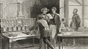 The story of the Morse Code - a heartbreaking, yet passionate one