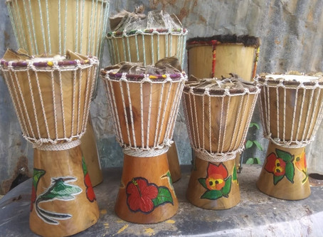 VPA Seeks Funding to Facilitate Drum Therapy Project