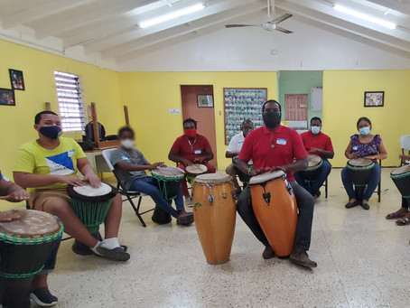 Drum Therapy Project Expands to More Children's Homes