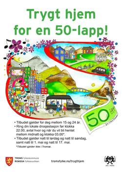 Troms fylke - kampanje