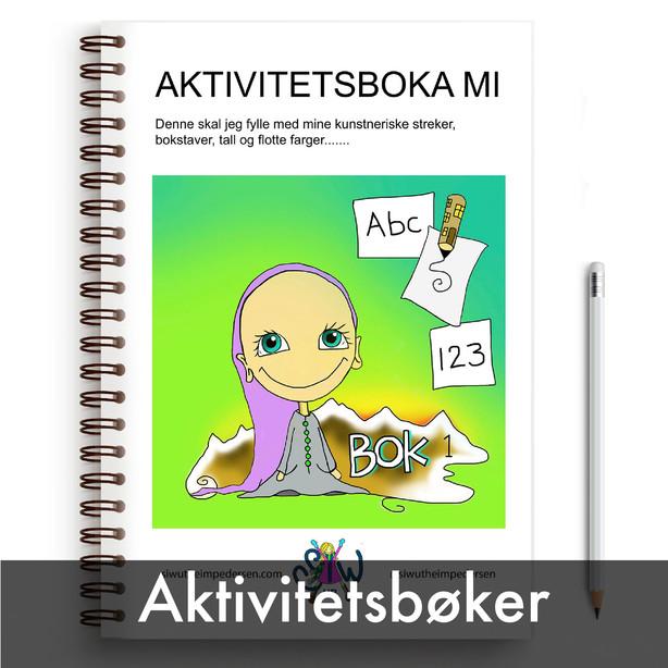 AKTIVITETSBØKER