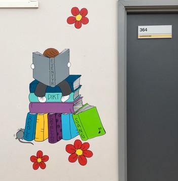 UTSMYKKINGpå REINENskole