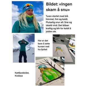 INGEN SKAM Å SNU