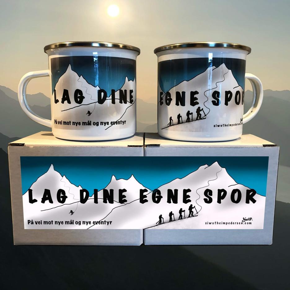 LAGDINEEGNESPOR-koppen (blå)