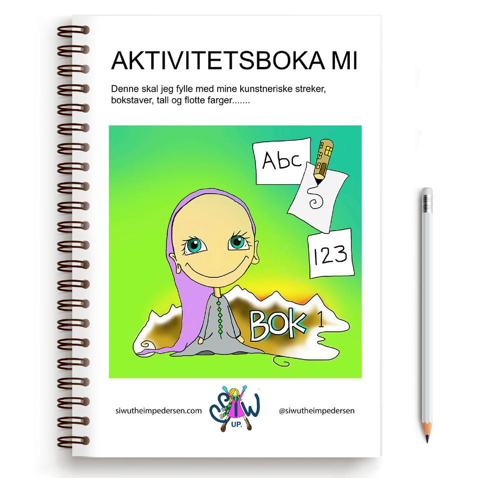 AKTIVITETSBOKAMI