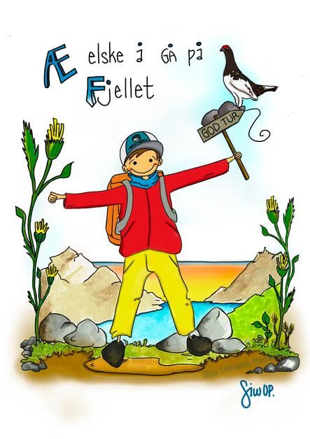 """Æog FJELLET"""