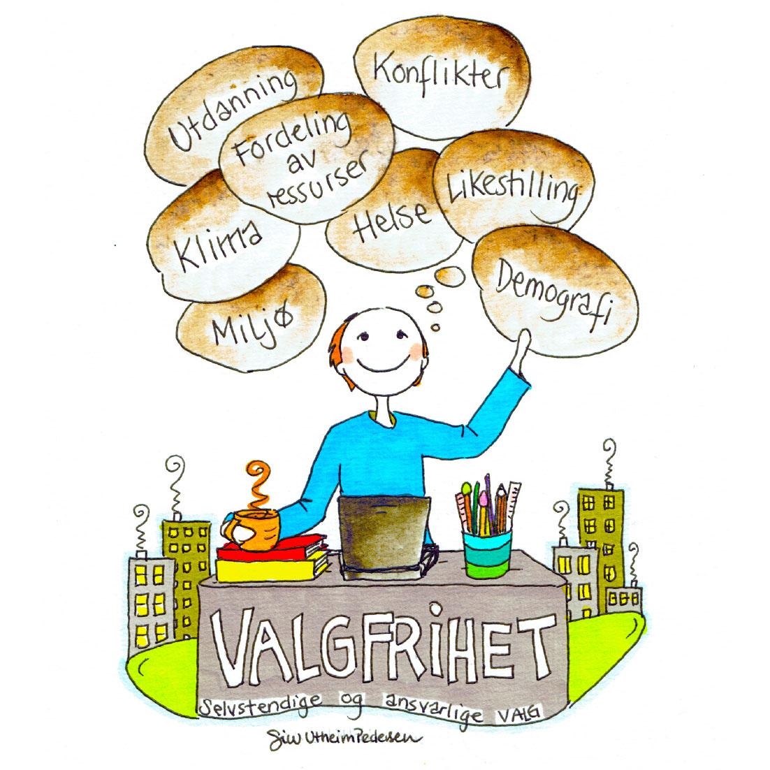 VALGFRIHET