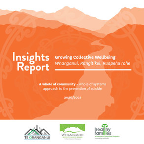 Suicide Prevention Insights Report