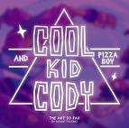 Cool Kid Cody: The Art So Far