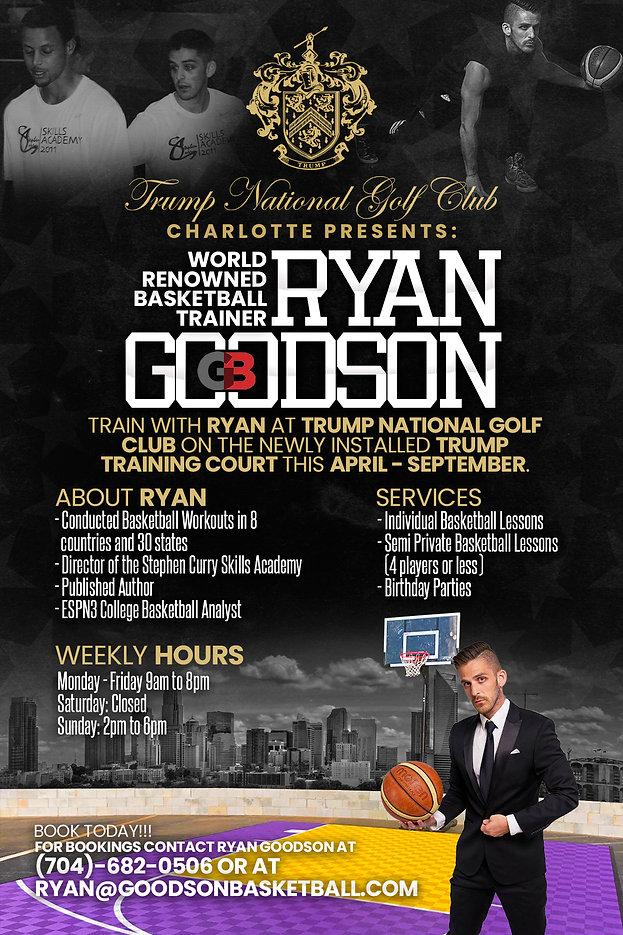 World Renowned Basketball Trainer Ryan G