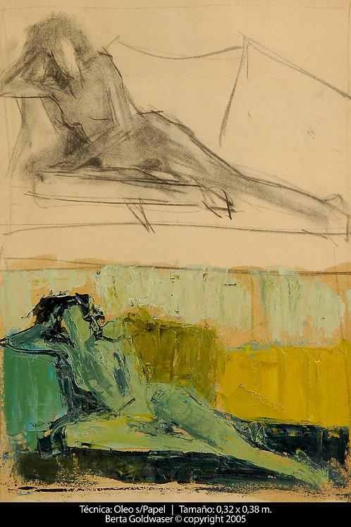 Berta Goldwaser, 'Boceto 2'