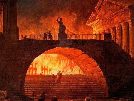 "The ""other"" Great Fires of history"