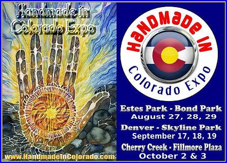 Handmade in Colorado Expo - 2021 Logo wi
