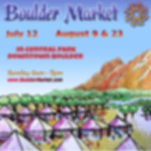 Boulder Market - 2020 Logo with updated