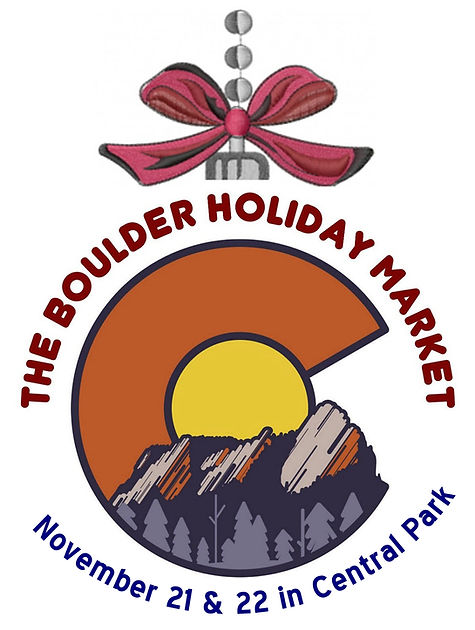 Boulder Holiday Market - 2020 Logo updat
