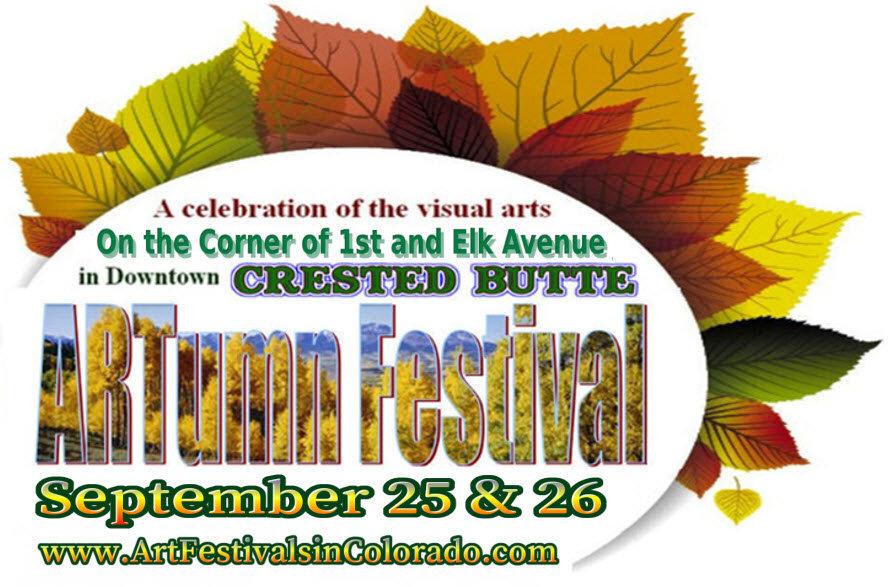 Crested Butte ARTumn Festival  - 2021 Lo
