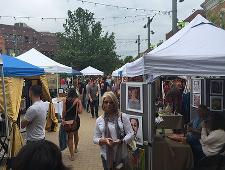 2018 Fort Collins Art in the Square